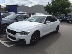 new 335 d full m sport package and m performance body kit